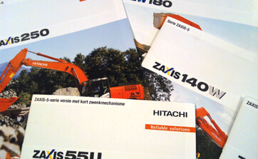 hitachi-Brochures
