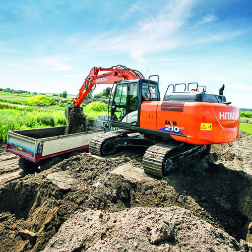 Hitachi-premium-rental-ZX210-6